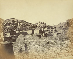 Ramparts of the Fort, Chitradurga